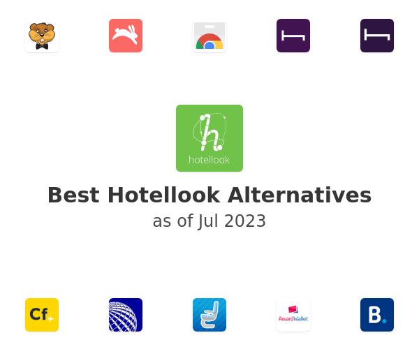 Best Hotellook Alternatives