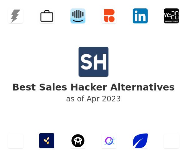 Best Sales Hacker Alternatives