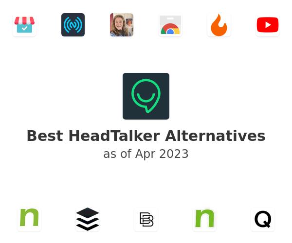 Best HeadTalker Alternatives