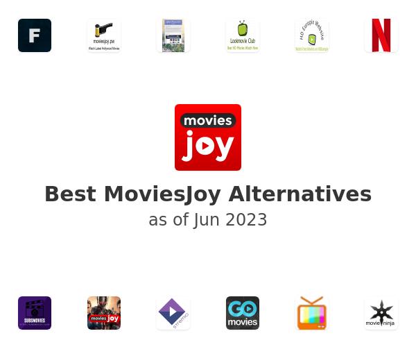Best MoviesJoy Alternatives