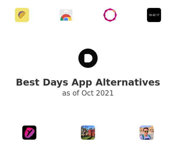 Best Days App Alternatives