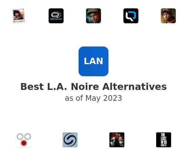 Best L.A. Noire Alternatives