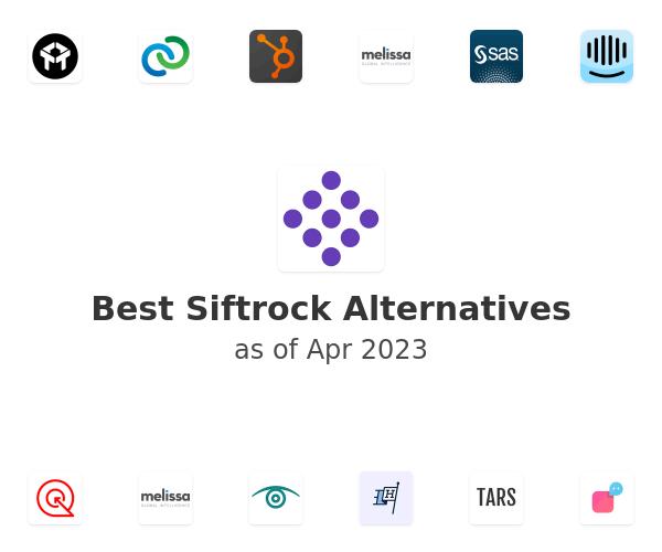 Best Siftrock Alternatives