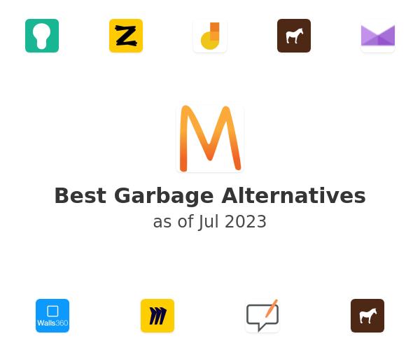 Best Garbage Alternatives