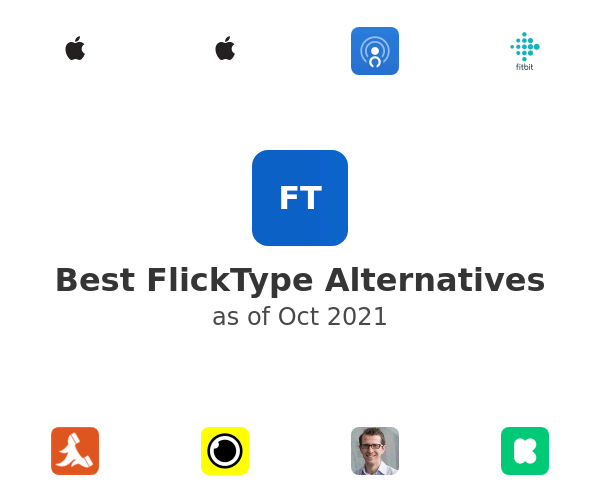 Best FlickType Alternatives