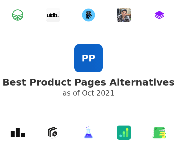 Best Product Pages Alternatives