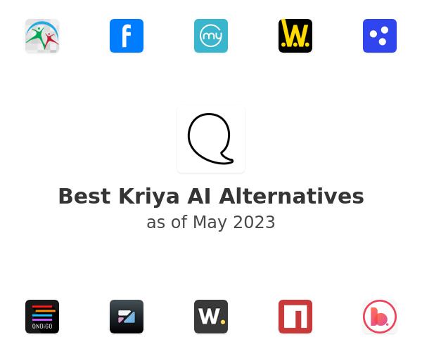 Best Kriya AI Alternatives