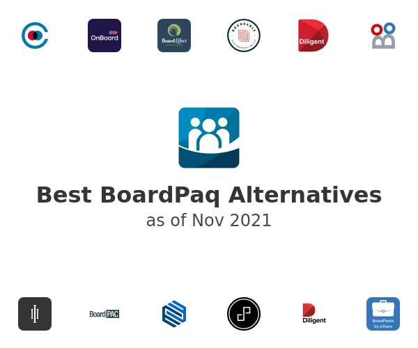 Best BoardPaq Alternatives