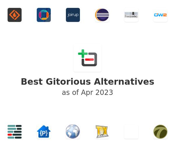 Best Gitorious Alternatives