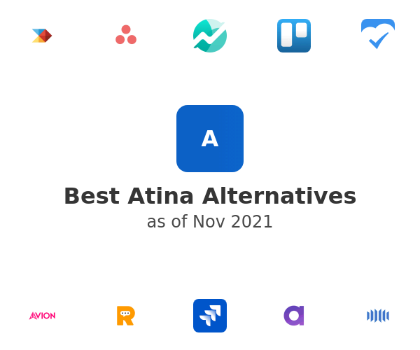 Best Atina Alternatives
