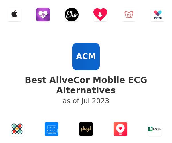 Best AliveCor Mobile ECG Alternatives