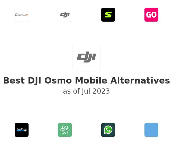 Best DJI Osmo Mobile Alternatives