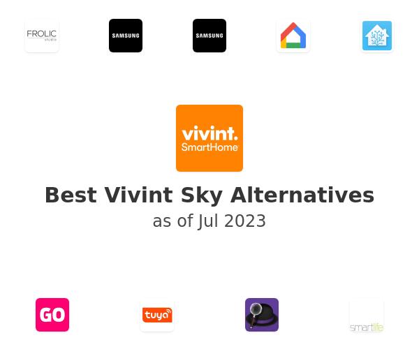 Best Vivint Sky Alternatives