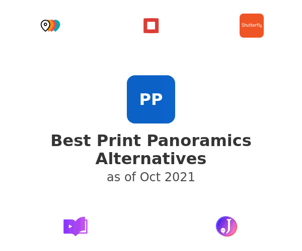 Best Print Panoramics Alternatives