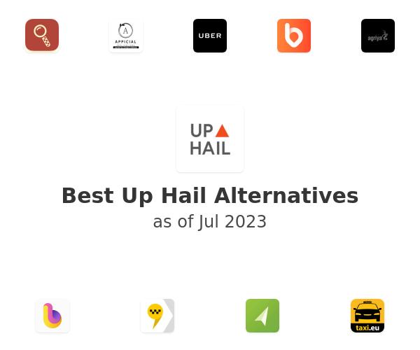 Best Up Hail Alternatives