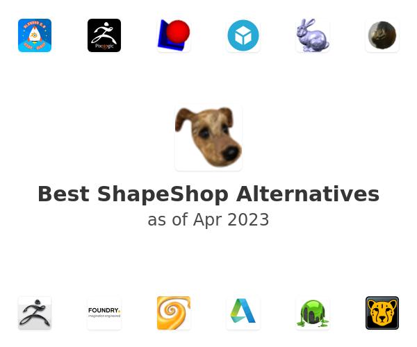 Best ShapeShop Alternatives