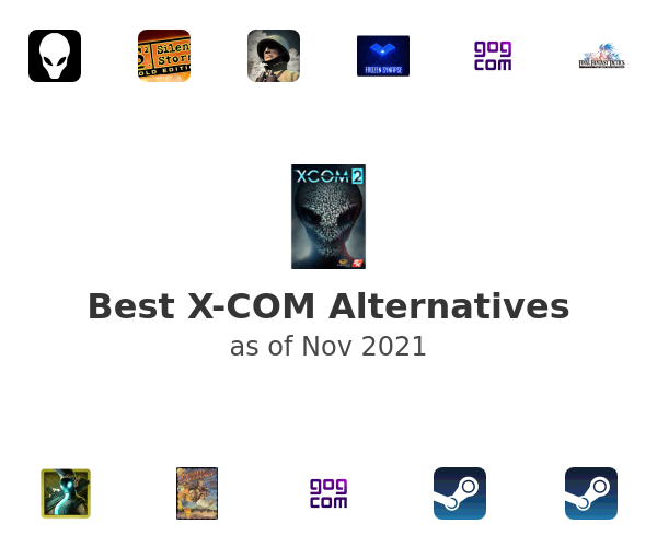 Best X-COM Alternatives