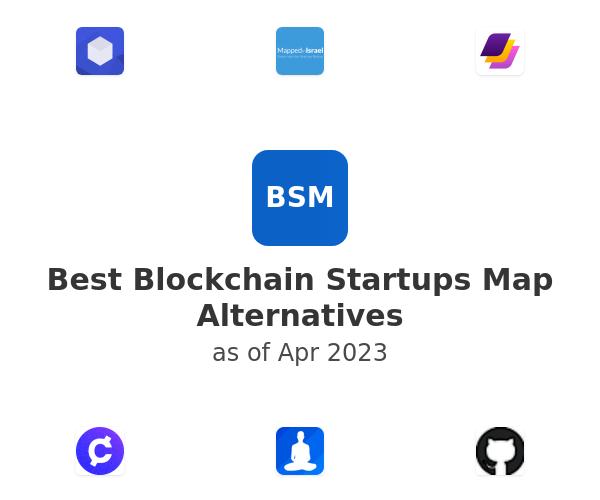 Best Blockchain Startups Map Alternatives