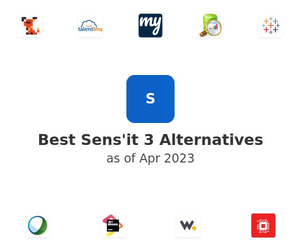 Best Sens'it 3 Alternatives