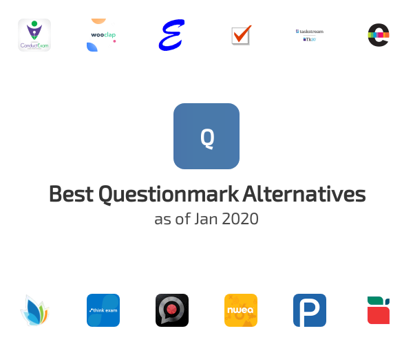 Best Questionmark Alternatives