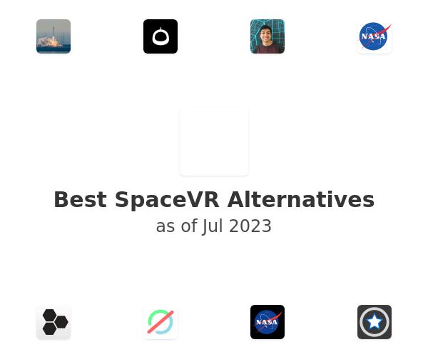 Best SpaceVR Alternatives