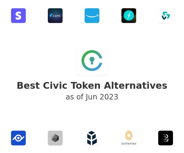 Best Civic Token Alternatives