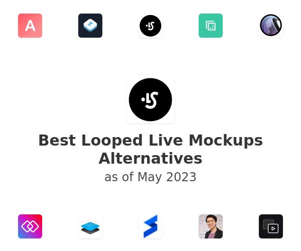 Best Looped Live Mockups Alternatives