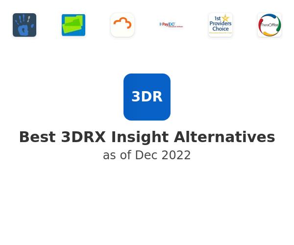 Best 3DRX Insight Alternatives
