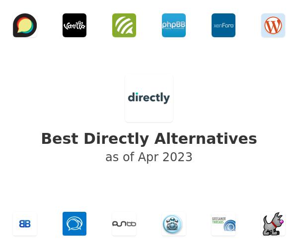 Best Directly Alternatives