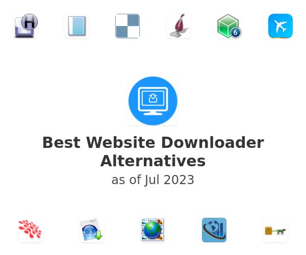 Best Website Downloader Alternatives