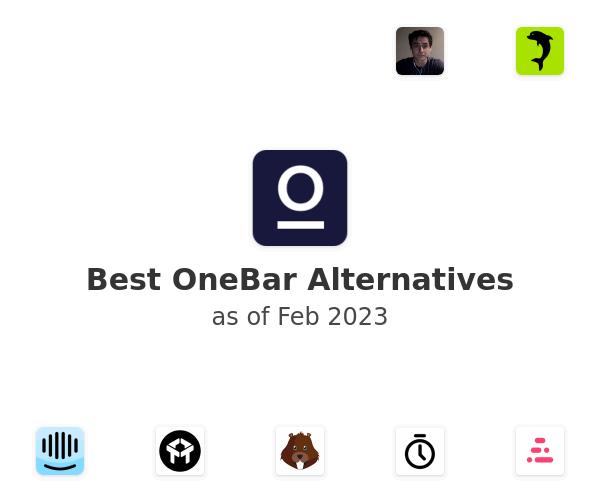 Best OneBar Alternatives