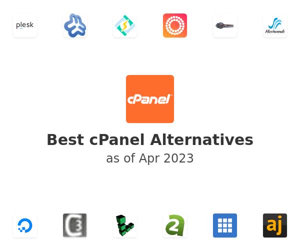 Best cPanel Alternatives