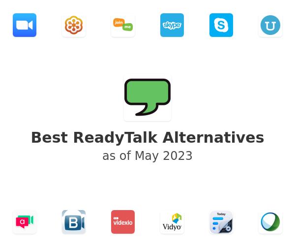 Best ReadyTalk Alternatives