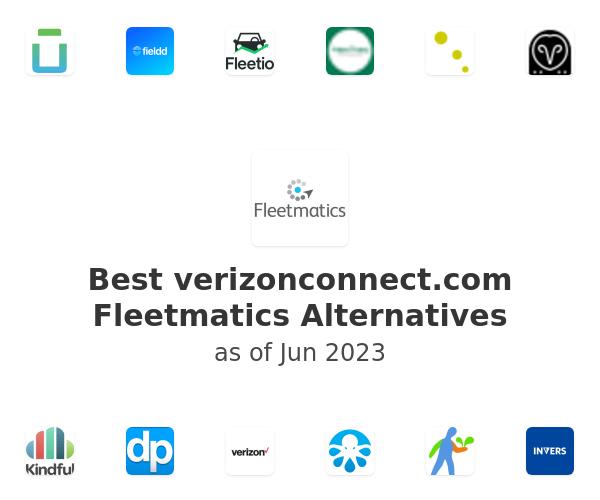 Best Fleetmatics Alternatives