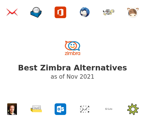 Best Zimbra Alternatives