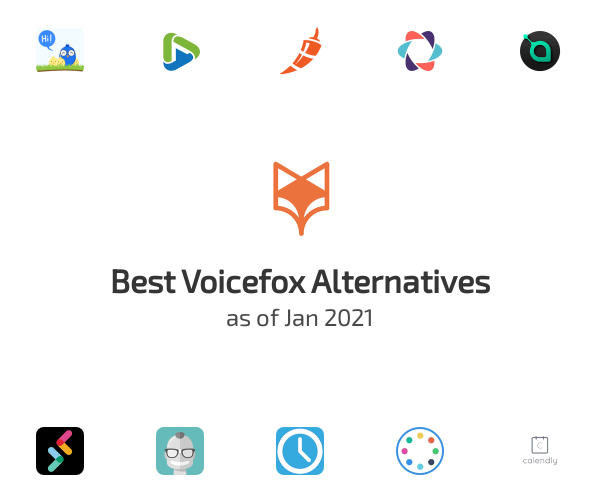 Best Voicefox Alternatives