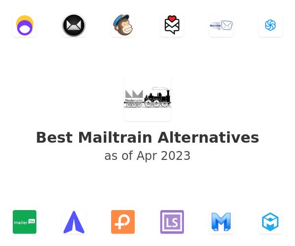 Best Mailtrain Alternatives