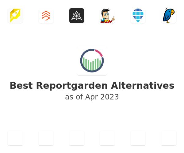 Best Reportgarden Alternatives