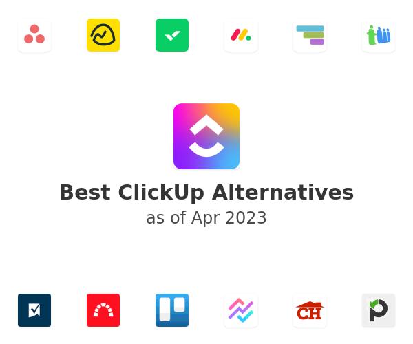 Best ClickUp Alternatives