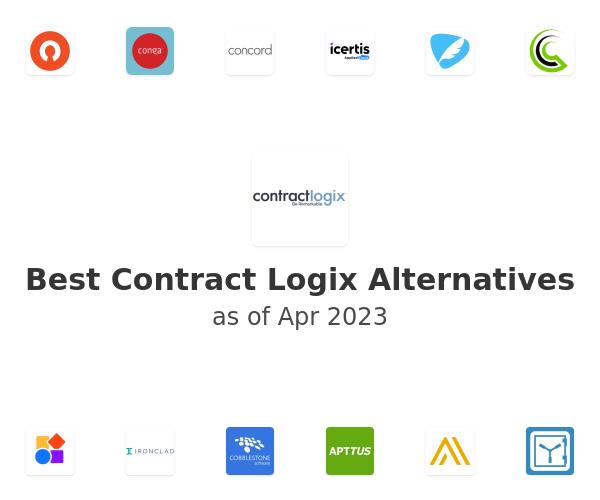 Best Contract Logix Alternatives