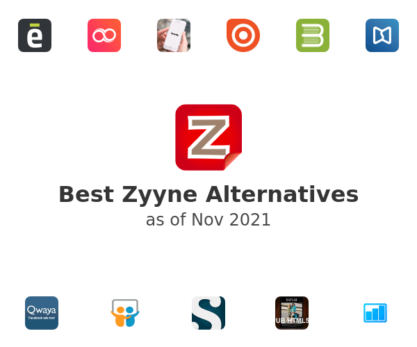 Best Zyyne Alternatives