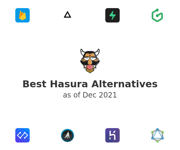 Best Hasura Alternatives