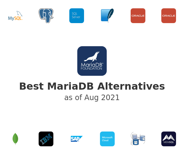 Best MariaDB Alternatives
