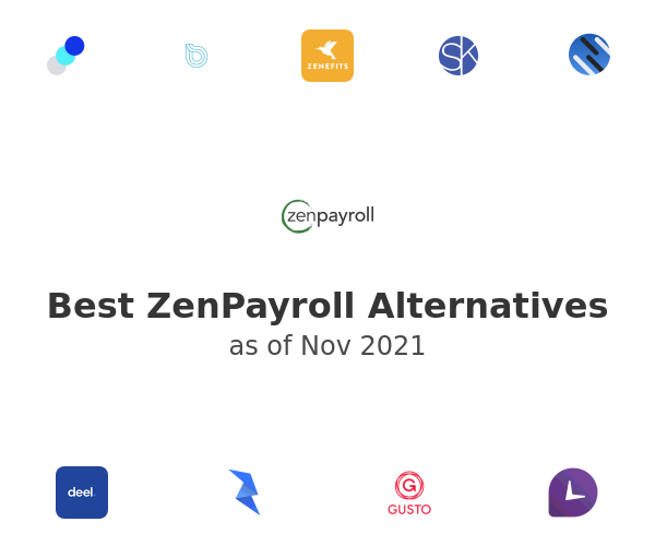 Best ZenPayroll Alternatives