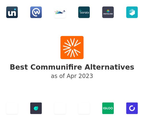 Best Communifire Alternatives