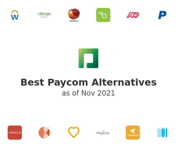 Best Paycom Alternatives