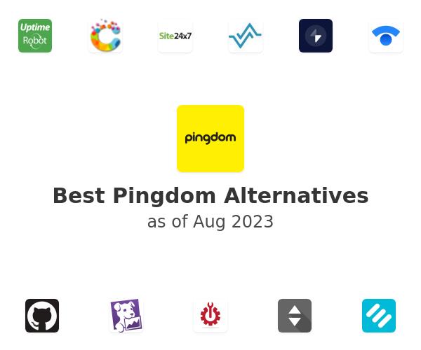 Best Pingdom Alternatives