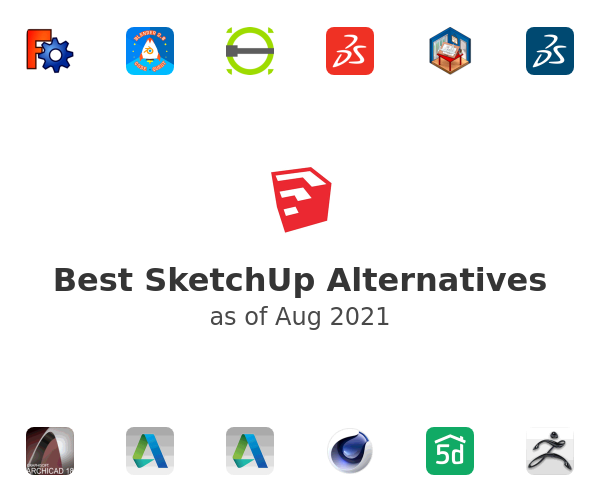 Best SketchUp Alternatives