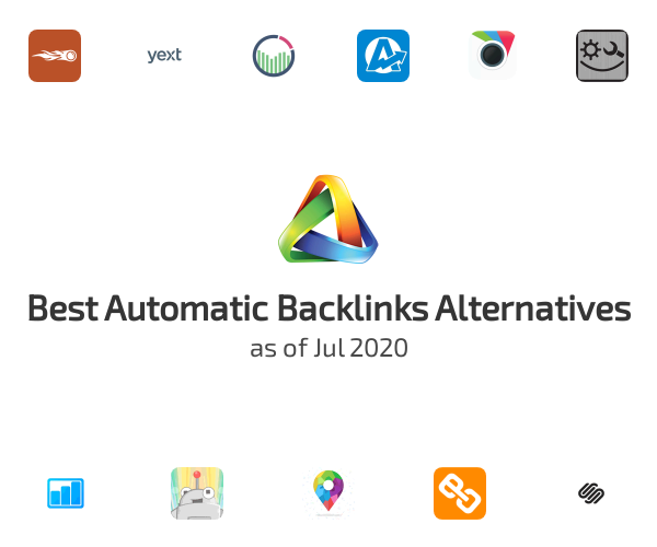 Best Automatic Backlinks Alternatives
