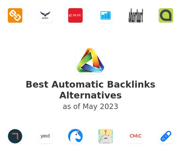 Best Automatic Backlinks Alternatives